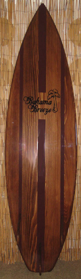 custom wood surfboards