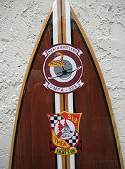 air force surf board