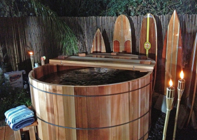 Yard Core Hot Tub